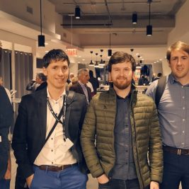 NUIG Galway LaunchPad Blackstone start-up